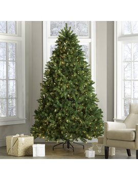75-green-spruce-artificial-christmas-tree-with-750-clear-lights by red-barrel-studio