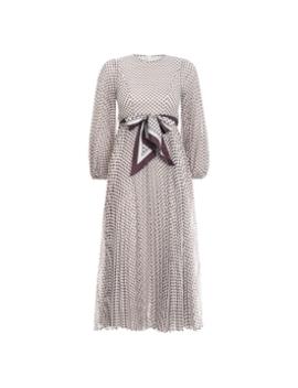 sunray-long-sleeve-dress by zimmermann