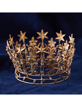 Starry Crown, Large by Terrain