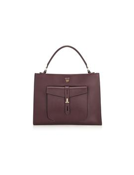 hollywood-leather-t-twist-medium-top-handle-bag by tom-ford