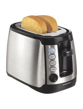 hamilton-beach-keep-warm-2-slice-toaster---silver-22811 by hamilton-beach