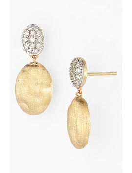 siviglia-diamond-drop-earrings by marco-bicego