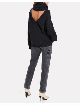 oversized-merino-turtleneck-sweater by monse