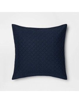 family-friendly-solid-pillow-sham---threshold by shop-this-collection