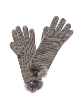 phenix-cashmere-honeycomb-glove by phenix