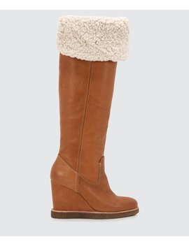 Perly Boots In Cognacperly Boots In Cognac by Dolce Vita