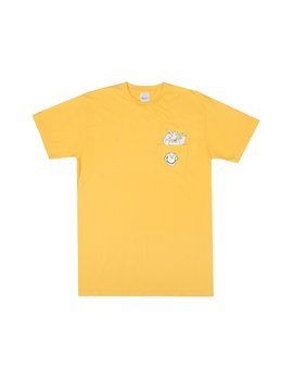 Nermamaniac Tee (Gold) by Ripndip