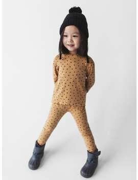 polka-dot-pocket-leggings by zara