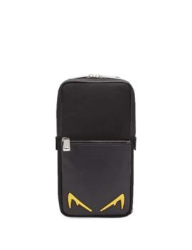 diabolic-eyes-backpack by fendi