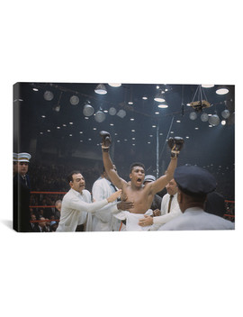 Jubilant Victory Celebration, February 25th, 1964 // Muhammad Ali Enterprises by Touch Of Modern