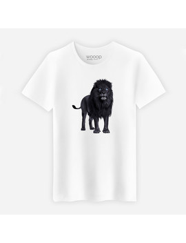 Lion T Shirt // White by Touch Of Modern