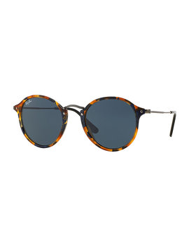 round-plastic_metal-sunglasses by ray-ban