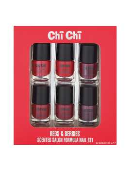 chi-chi-mini-nail-collection---reds-&-berries by target