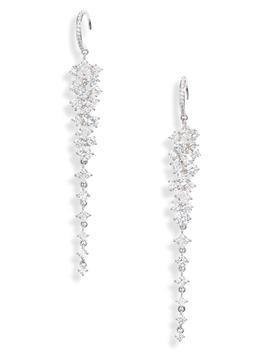 bouquet-linear-earrings by nadri