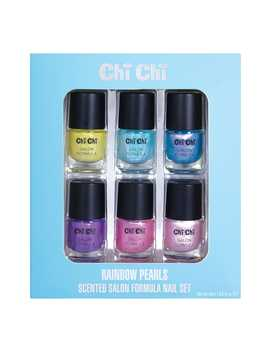 chi-chi-nail-mini-collection---rainbow-pearl by target