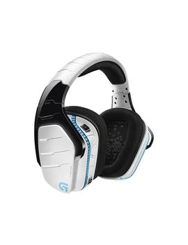 logitech-g933-artemis-spectrum-wireless-rgb-71-dolby-and-dst-headphone-surround-sound-gaming-headset---white by logitech