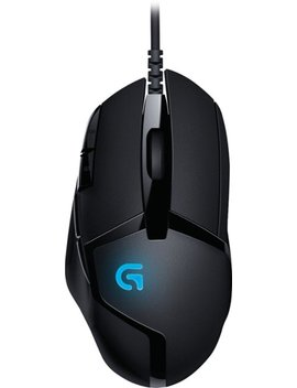 g402-hyperion-fury-optical-gaming-mouse---black by logitech