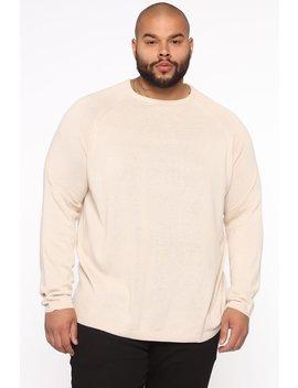 lennard-pullover-sweater---oatmeal by fashion-nova