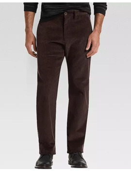 joseph-abboud-dark-brown-corduroy-modern-fit-pants by joseph-abboud