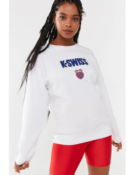 k-swiss-graphic-sweatshirt by forever-21