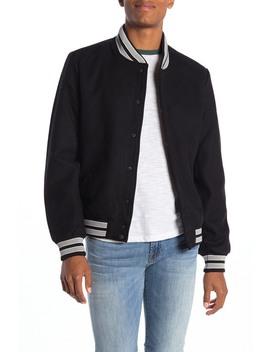 wool-varsity-jacket by slate-&-stone