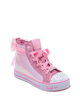 ms-sparkle-beauty-twinkle-lite-sneaker-(toddler,-little-kid-&-big-kid) by skechers