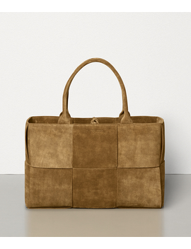 arco-tote-in-cloudy-suede by bottega-veneta