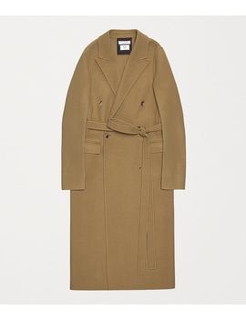 Coat In Cashmere by Bottega Veneta