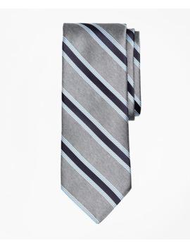 melange-stripe-tie by brooks-brothers