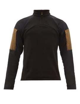 quarter-zip-cotton-blend-track-top by cottweiler