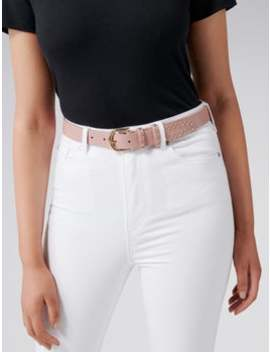 Jessica Studded Jeans Belt by Forever New