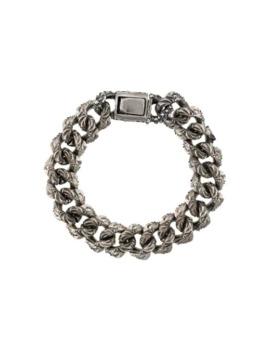 chunky-chain-bracelet by emanuele-bicocchi