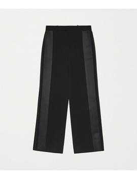Pants In Wool by Bottega Veneta