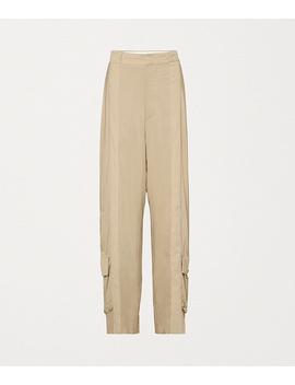 Pants In Viscose by Bottega Veneta
