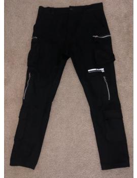 georrge-olivier-black-cargo-pants by georrge-olivier  ×