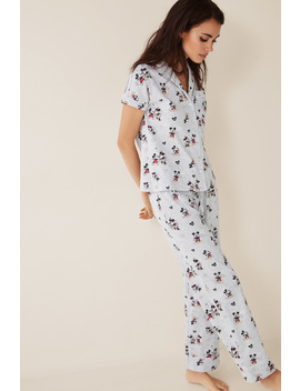 Mickey Classic Long Pyjamas by Women'secret