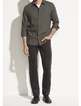 The Corduroy 5 Pocket Pant by Vince