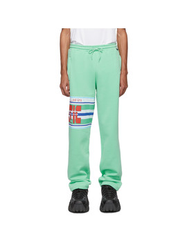 green-robertson-lounge-pants by napa-by-martine-rose