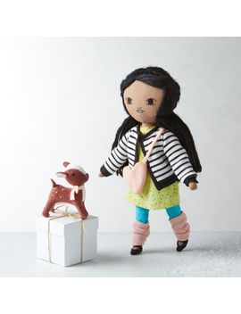 charlotte-friend-indeed-soft-doll by crate&barrel