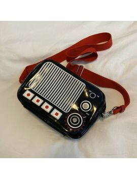 lulu-guinness-patent-radio-bag by lulu-guinness