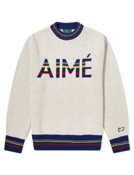 aimé-leon-dore-x-woolrich-aimé-knit by aimé-leon-dore