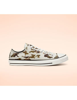 Allover Camo Chuck Taylor All Star by Converse