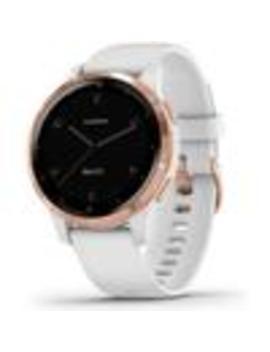 garmin-vivoactive-4s-gps-smart-watch-(rose-gold_white) by garmin