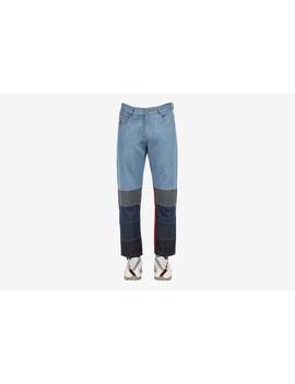 5 Layer Cotton Denim Jeans by Kid Super