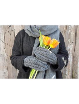 luxury-peru-alpaca-wool-gloves,-knit-gloves,-soft-mittens,-winter-gloves,-hand-knit-mittens,-fluffy-mittens,-autumn-mittens,-designer-gloves by etsy
