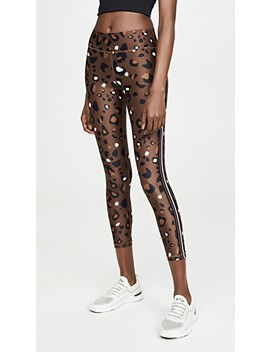 tobacco-leopard-midi-pants by the-upside