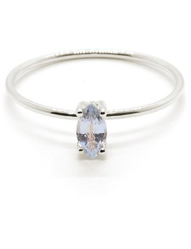 tiny-marquise-pale-blue-sapphire-ring by natalie-marie