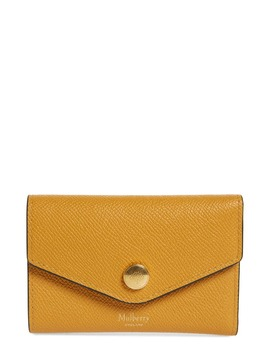 bifold-leather-card-case by mulberry