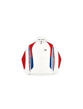 Revealer Shell Jacket White by Palace Skateboards