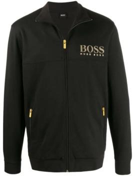 træningsjakke-med-logotryk by boss